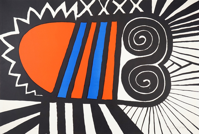 Alexander Calder, 'Papoose', 1969, Pascal Fine Art