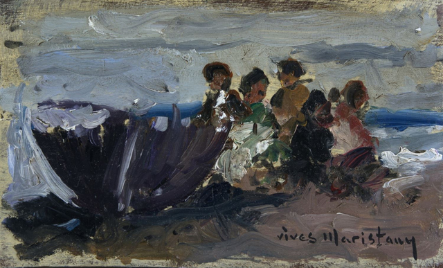 , 'Snack on the Beach,' , Gallery 901