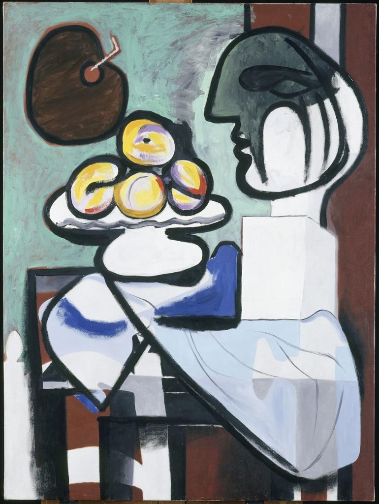 Pablo Picasso | Nature Morte: Buste, Coupe et Palette (March 3 ...
