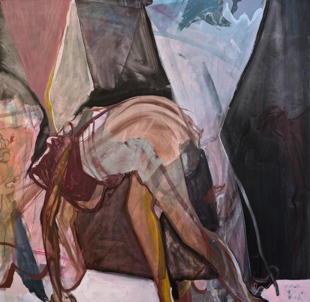 , 'Ponte City Girl III,' 2016, Arusha Gallery