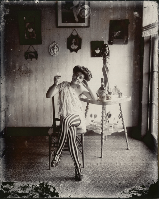 , 'Storyville Portrait,' ca. 1912, Fraenkel Gallery