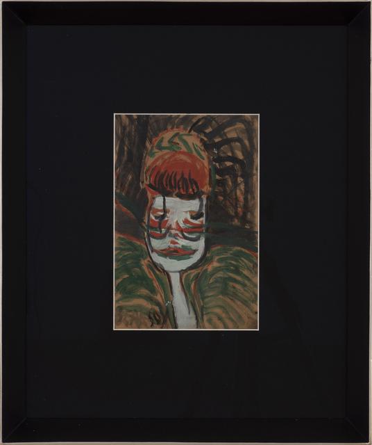 , 'Vahdet Nuri Esmen,' 1959, Galerist