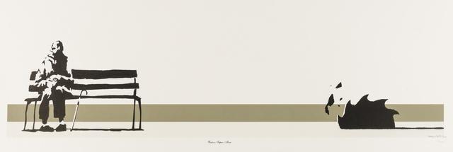 Banksy, 'Weston Super Mare', 2003, Forum Auctions