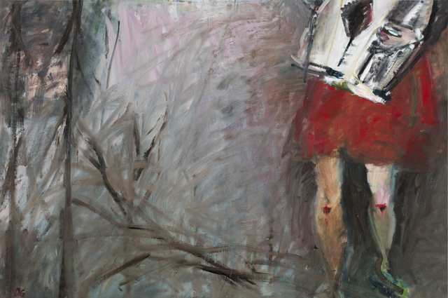 ", '""Accordion player"",' 2016, Krokin Gallery"