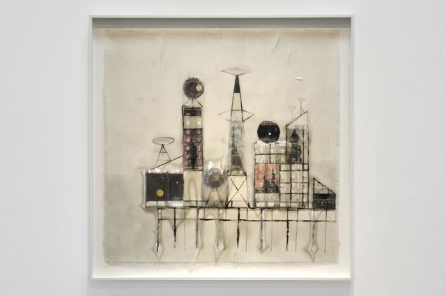 , 'Pier One,' 2015, Shoshana Wayne Gallery