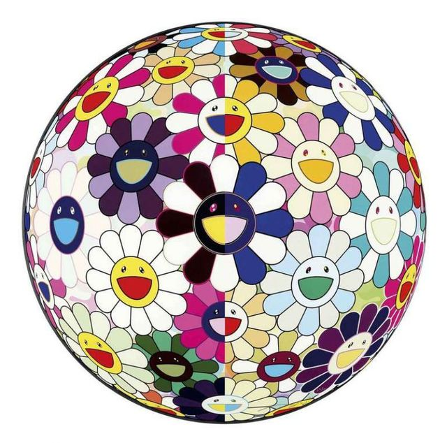 Takashi Murakami, 'Flower Ball', 2011, Ode to Art