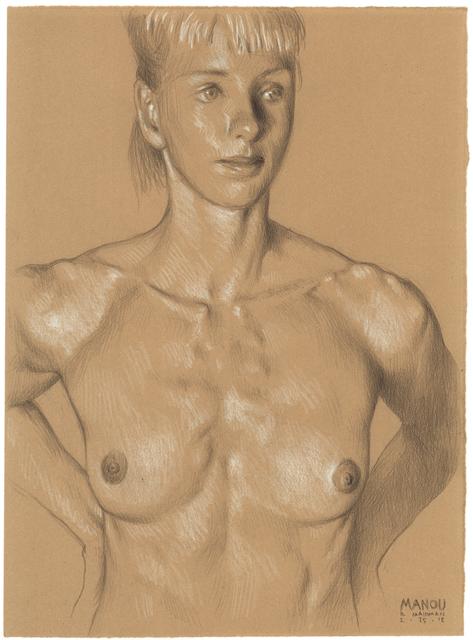 , 'Manou Between Poses,' 2018, Jenn Singer Gallery
