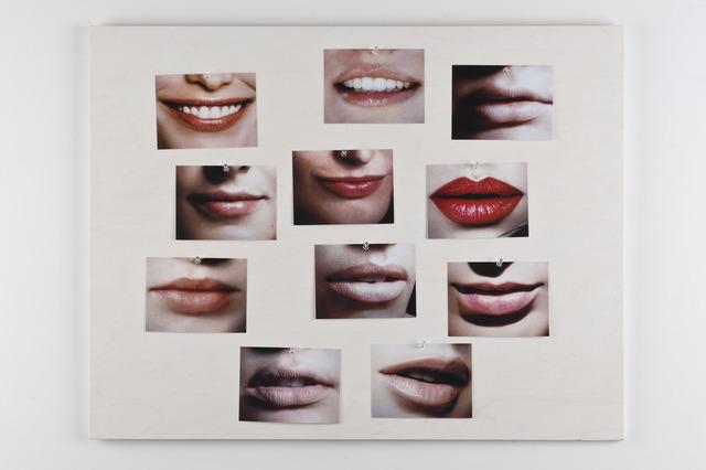, 'Lips,' , Galerie Mehdi Chouakri