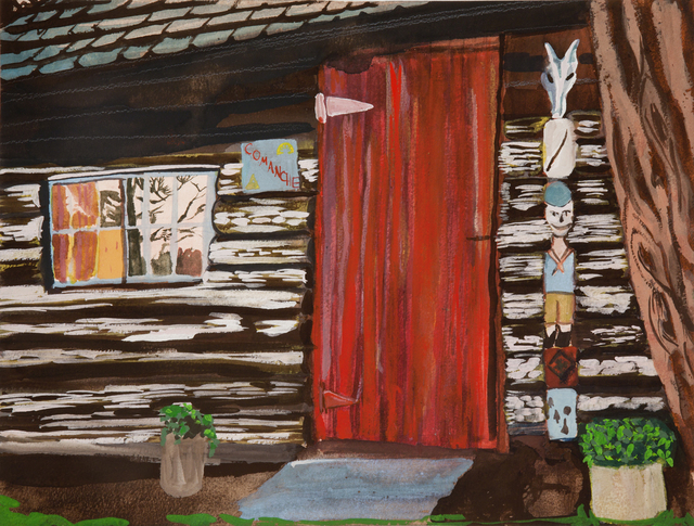 Louise Sheldon, 'Comanche Cabin', 2011, Cade Tompkins Projects