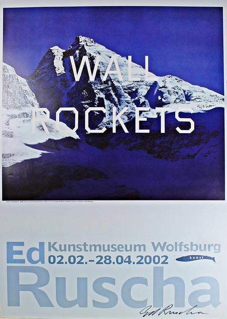 , 'Wall Rockets ,' 2002, Alpha 137 Gallery