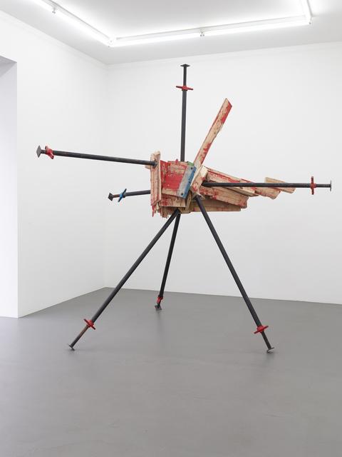 , 'Sonde,' 2017, Galerie Christian Lethert
