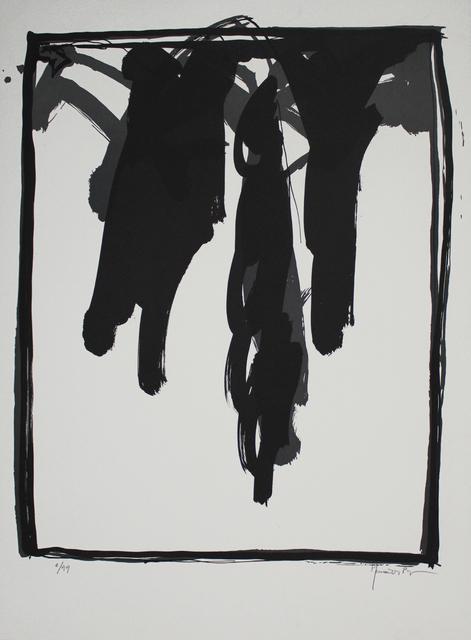 Joan Hernández Pijuan, 'A.L. Barcelona-III', 1985, Sylvan Cole Gallery