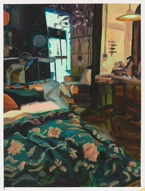 , 'Study for Blocking,' 2019, Frestonian Gallery