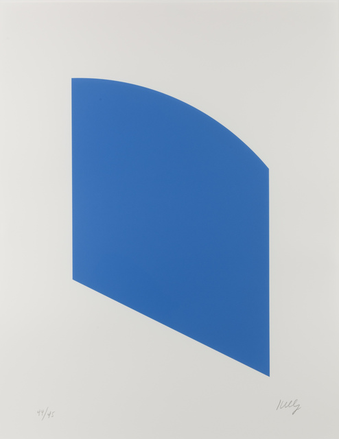 , 'Blue,' 2003, Leslie Sacks Gallery
