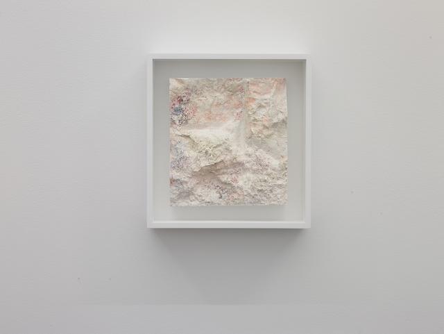 Zarouhie Abdalian, 'from chalk mine hollow (iii)', 2017, Altman Siegel
