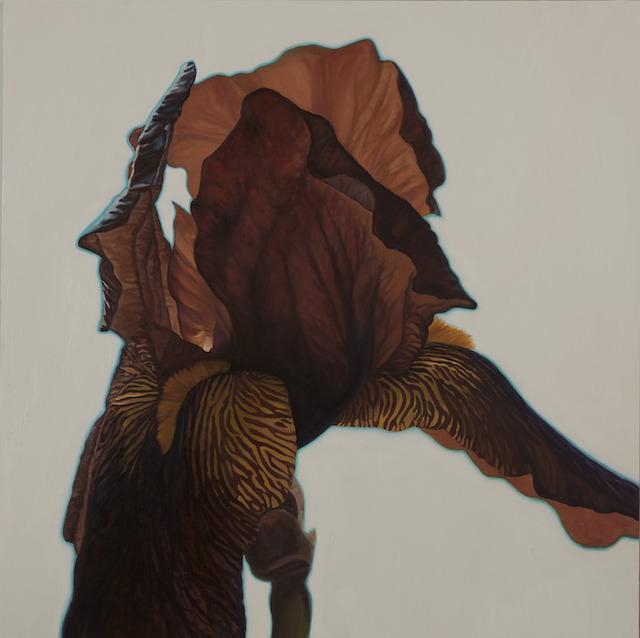 , 'Black Iris,' 2017, Piermarq