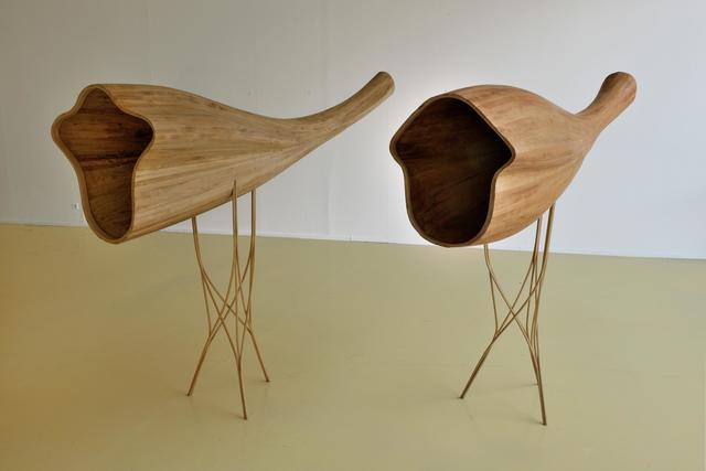 , 'Unbekannte Vögel (Von Westen, nach Erich Nossack),' 2003-2011, Galerie Bernard Bouche