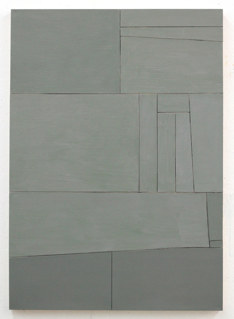 , 'Untitled (Proximity)13,' 2016, Johannes Vogt Gallery