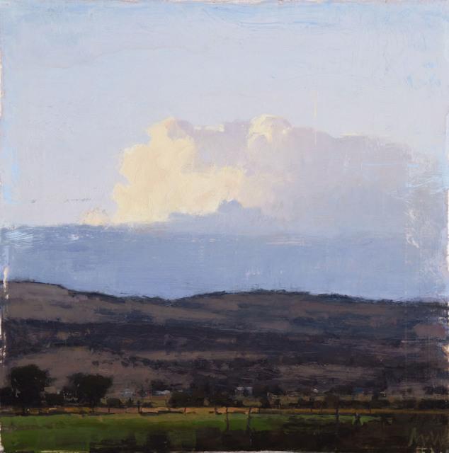 , 'Summer Cloud,' 2017, Gallery 1261