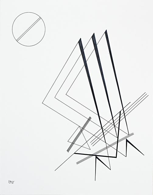 , 'OHNE TITEL (UNTITLED),' 1925, Galerie des Modernes