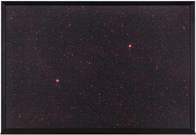 , 'Dust(Thomas Ruff:18h 42m-75°),' 2015, Tang Contemporary Art