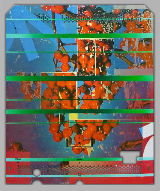 John Rudel, 'Load Bearing Branch', 2015, Linda Matney Gallery