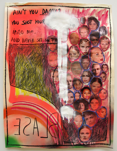 , 'Blasé 1,' 2018, MOV'ART Gallery