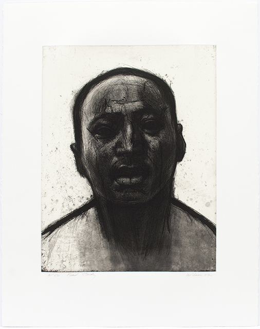 , 'Head Study,' 2002, Mary Ryan Gallery, Inc