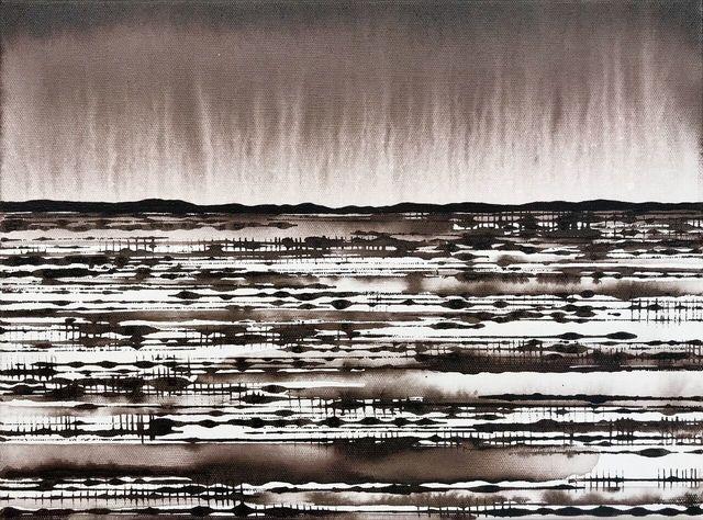 , 'Desert Field II,' 2018, Art Atrium