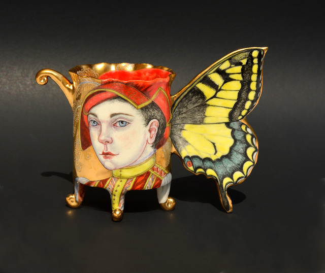 , 'Swallowtail Butterfly Cup,' 2016, Duane Reed Gallery