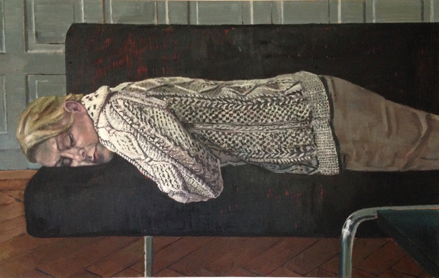 , ' Ruth,' 2015, Galerie Peter Kilchmann