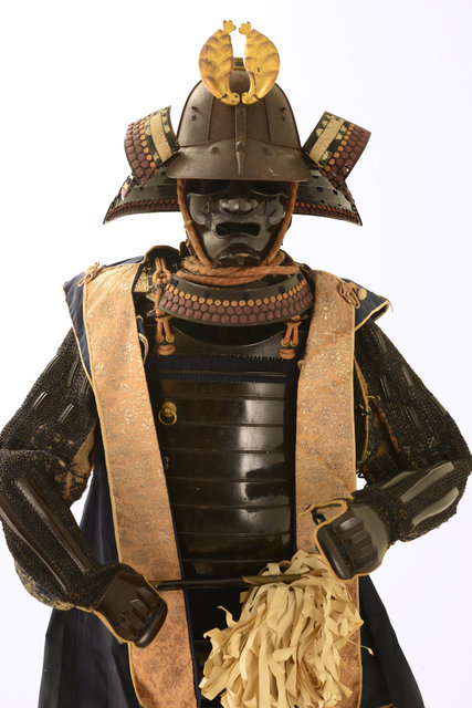 Katchu Shi, 'Armor of a Samurai Warrior', ca. 1800, Ellsworth Gallery