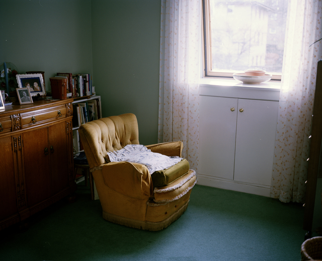 , 'The Death of Georgina Thompson, Brunstane, Edinburgh, Scotland,' 2011, Francesca Maffeo Gallery
