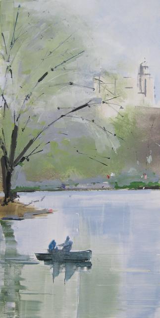 Lisa Breslow, 'Central Park Views Central Park Views 6', 2015, Kathryn Markel Fine Arts
