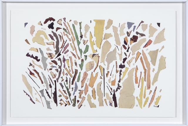 , 'Toneel/Scene - Pierneef (Page 19),' 2017, Sulger Buel Gallery