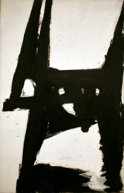 Franz Kline, 'Four Square', ca. 1956, Kings Wood Art