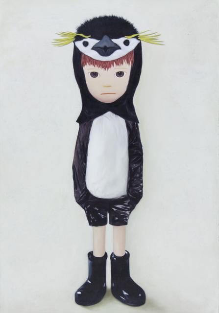 , 'penguin boy,' 2016, Gallery Tsubaki