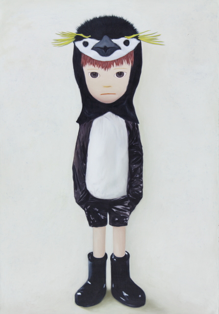 Mayuka Yamamoto, 'penguin boy', 2016, Gallery Tsubaki