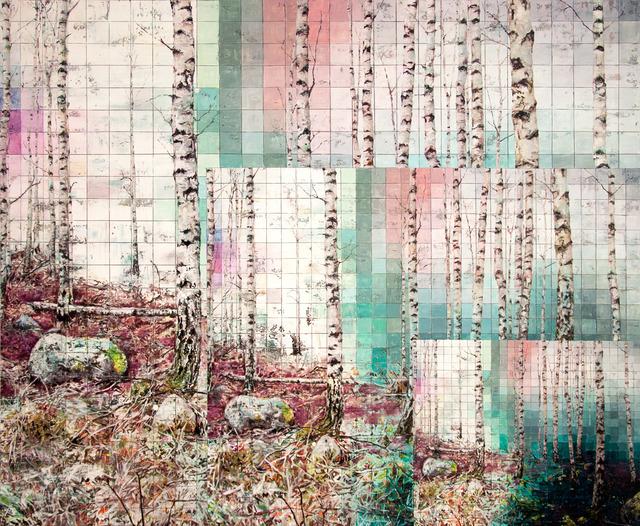 , 'Picture picture,' 2018, e.artis contemporary