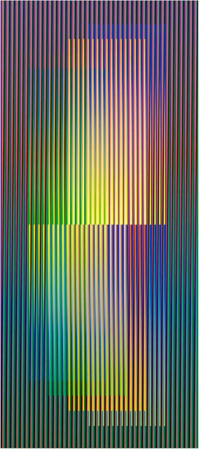 , 'Couleur Additive Denise A,' 2007, Puerta Roja
