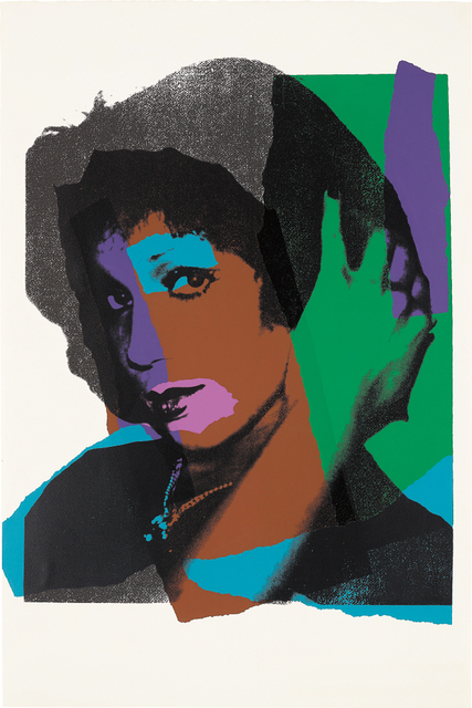 Andy Warhol, 'Ladies and Gentleman', 1975, Print, Screenprint in colours, on Arches paper, with full margins., Phillips