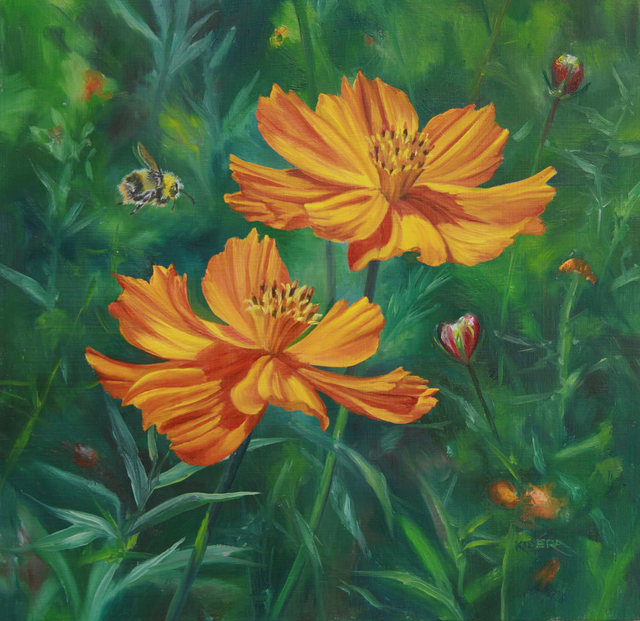 , 'Nectar Love,' , Peninsula Gallery