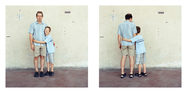 , 'Father and Son. Florence,' 2006, Soho Photo Gallery