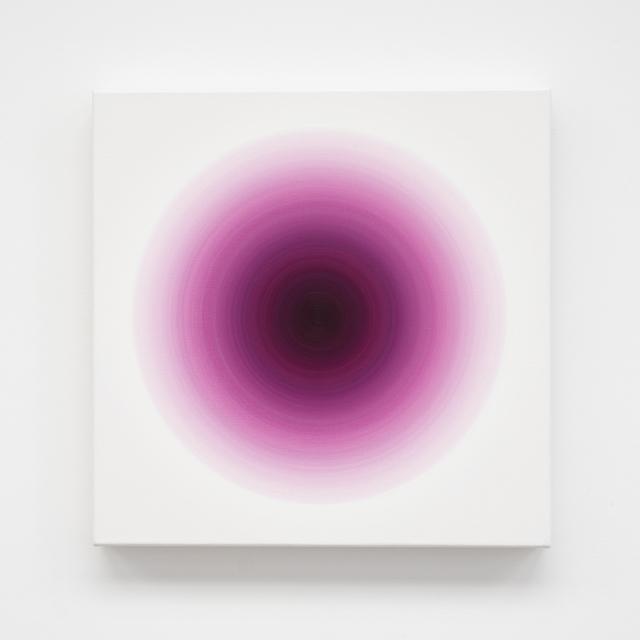 , 'Cobalt Violet Pink Rose Harmonic,' 2016, Galería Hilario Galguera