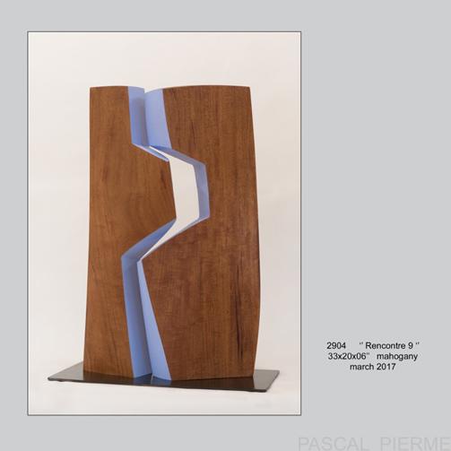 , 'Rencontre 9,' , GF Contemporary