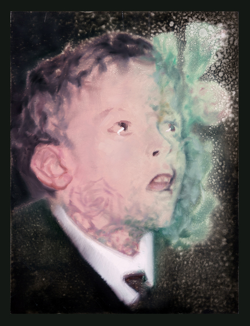 , 'Gaze,' 2017, Federico Luger (FL GALLERY)