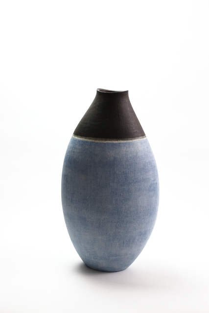 , 'Saiyuudeiki (Colored stoneware vessel),' 2017, Ippodo Gallery