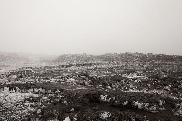 , 'Snow Covered Lava Field 2,' 2015, Ro2 Art