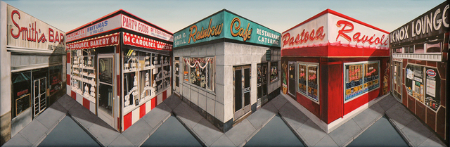 , 'More Stores,' 2011, Winsor Gallery