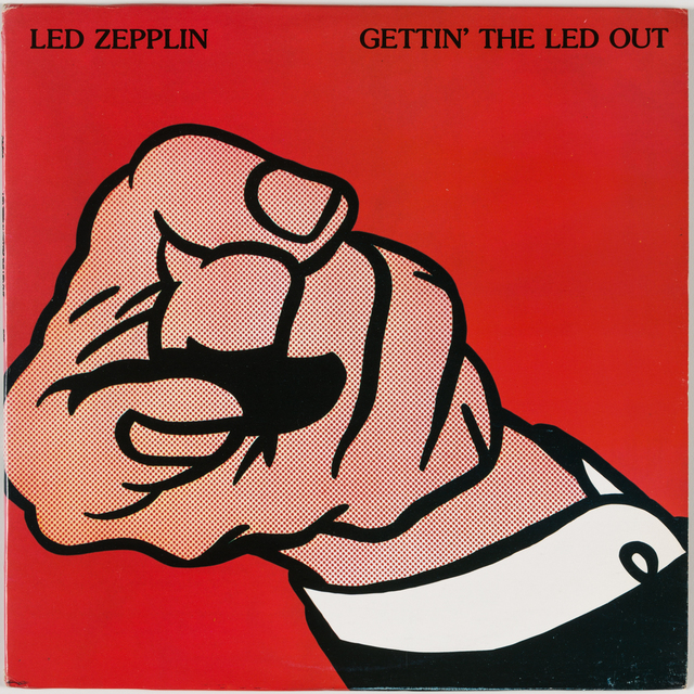 , 'Led Zepplin: Gettin' The Led Out,' 1982, David Klein Gallery